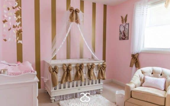 Tamera Mowry's Nursery