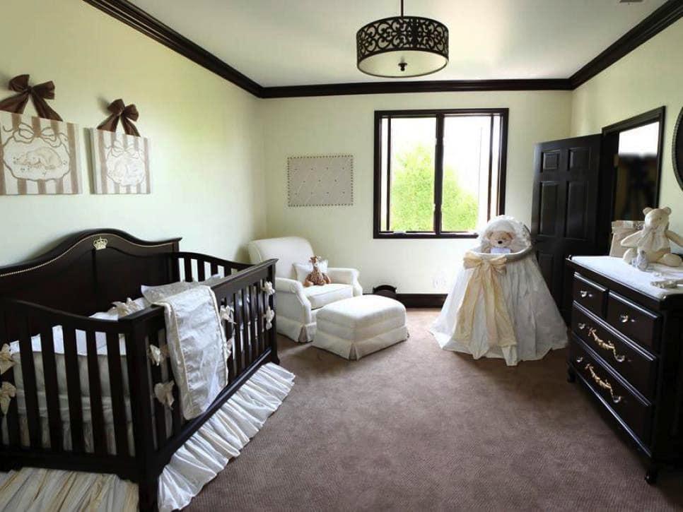 Tia Mowry's Nursery