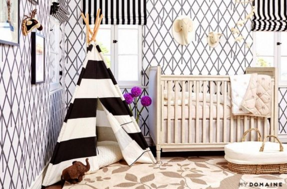 Naya Rivera's nursery