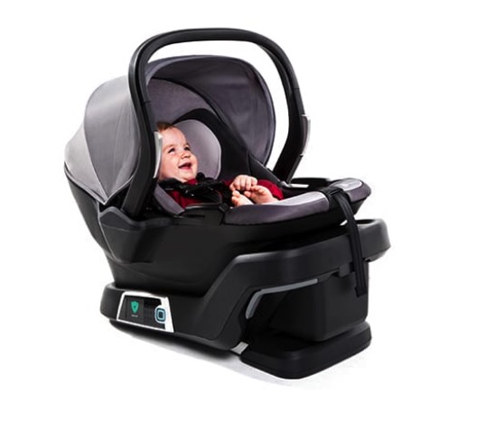 4mom self-installing car seat