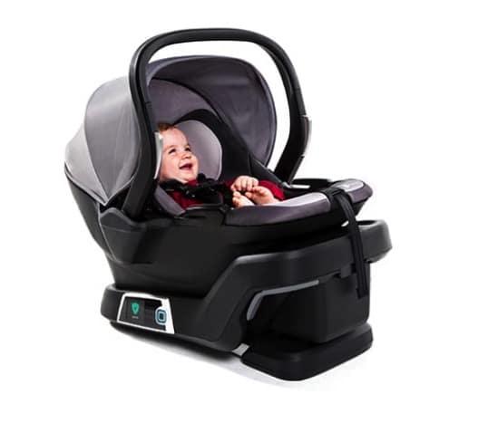 4mom self-installing car seat
