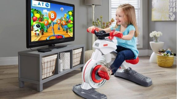 Fisher-Price's Think & Learn Smart Cycle