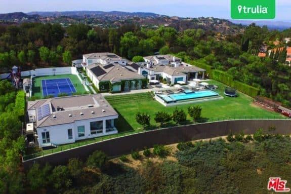 Gwen Stefani $35million house
