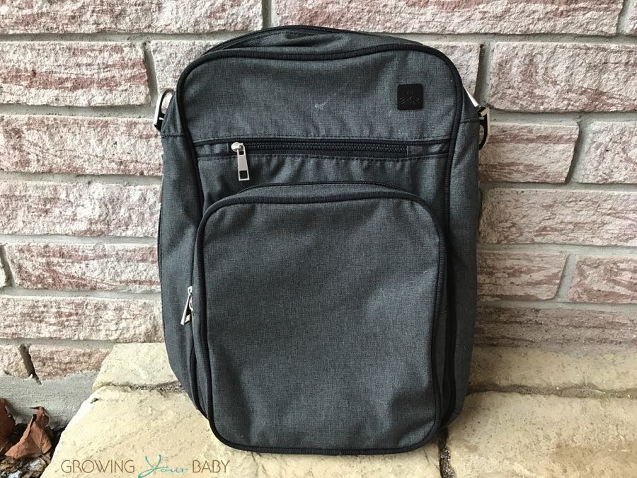 Ju-Ju-Be Helix Diaper Bag