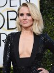 Kristen Bell at the 74th Annual Golden Globe Awards