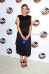 Pregnant Camilla Luddington arrives at the 2017 Winter TCA Tour - Disney:ABC
