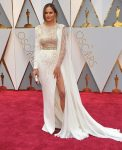 Chrissy Tiegen at the 89 Annual Academy Awards