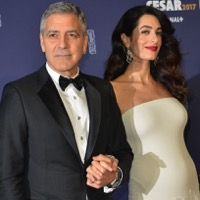 Amal Clooney Dazzles at César Awards Ceremony in Paris