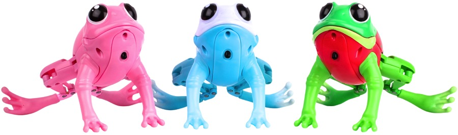 RECALL 444,800 Moose Toys Toy Frogs Due to Chemical and Injury Hazards