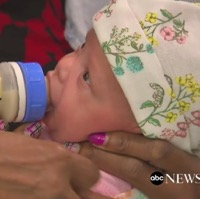 Mount Sinai Hospital's Smallest Micro-Preemie is Heading Home!