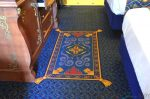 WDW Port Orleans Riverside Royal Room - Alladin's carpet