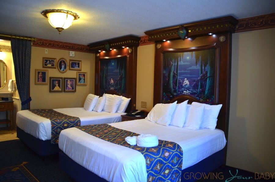WDW Port Orleans Riverside Royal Room