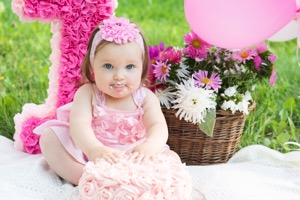 Tips For Planning Baby's First Birthday!