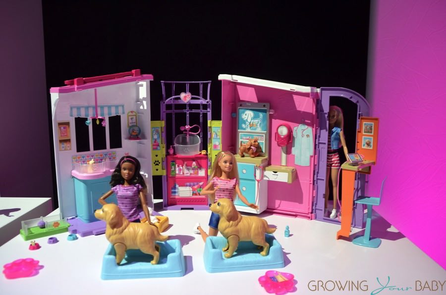 barbie house 2017