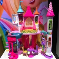 Toy Fair 2017 - New Barbie DreamCamper, Dream Horse & Castle!
