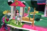Barbie on-the-go horse
