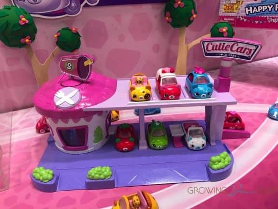 Shopkins Cutie Cars Playset