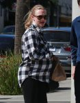 Pregnant Amanda Seyfried has Lunch In Beverly Hills, CA