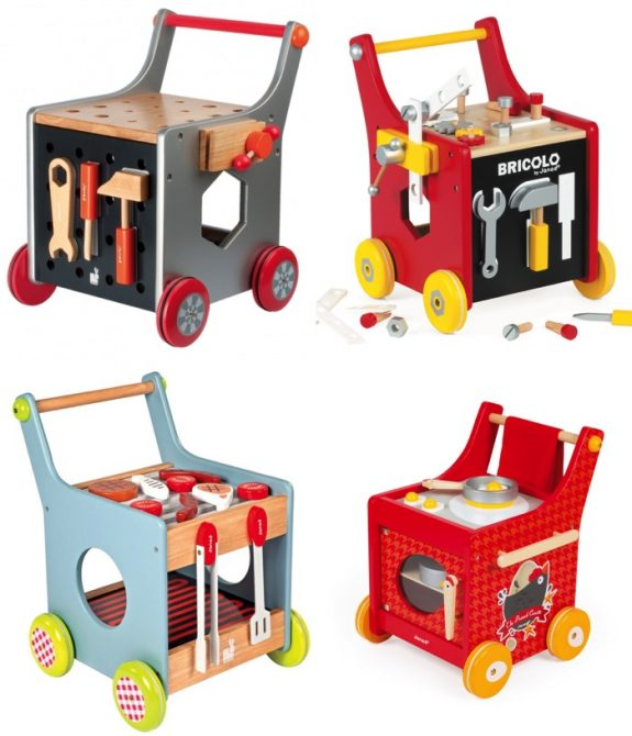 Recalled Juratoys Toy Trolleys
