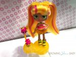 Shopkins Join The Party Pineapple Lily Shoppie