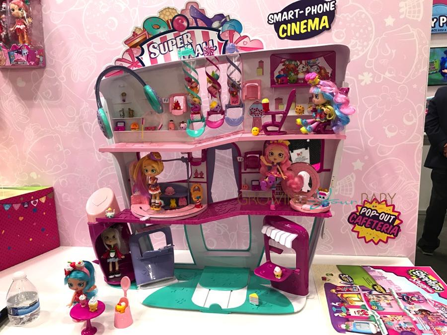 Shopkins Super Mart Preview