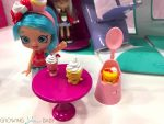 Shopkins Super Mart - cafe