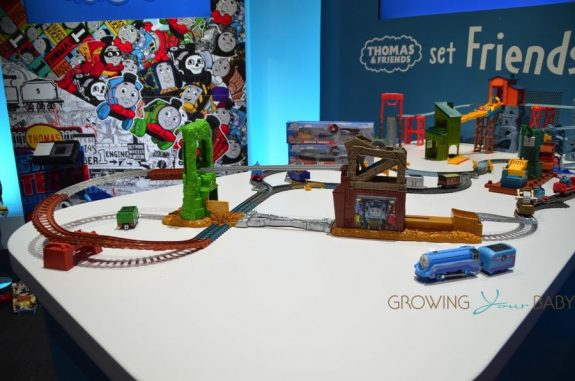 Thomas & Friends 2017 Toy Fair