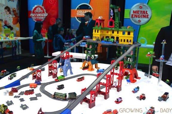 Thomas & Friends Super Station - Toy Fair 2017