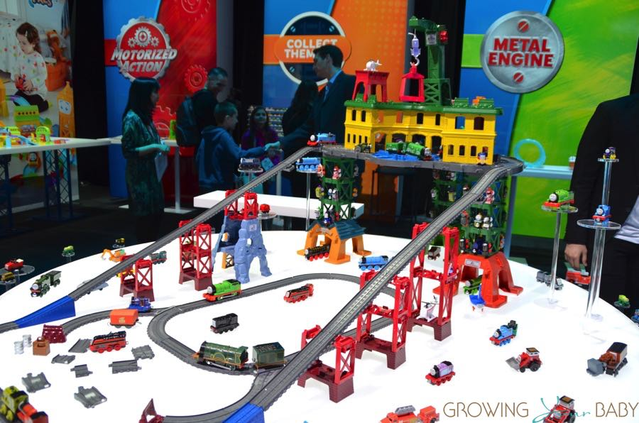 Thomas & Friends Super Station - Toy Fair 2017