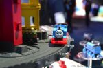 Thomas & Friends Super Station - Trackmaster Thomas