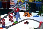 Thomas & Friends Super Station - trackmaster and minis