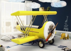 Circu Sky B Plane Bed Is What Dreams Are Made Of!