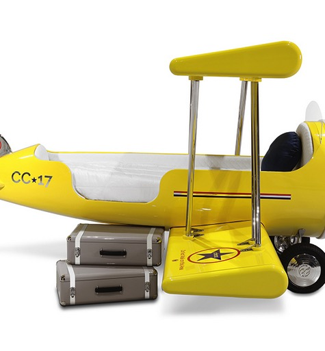 Circu cool SKY B PLANE BED