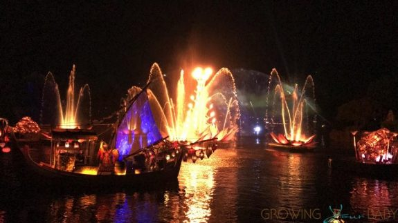 Disney Animal Kingdom Rivers of Light