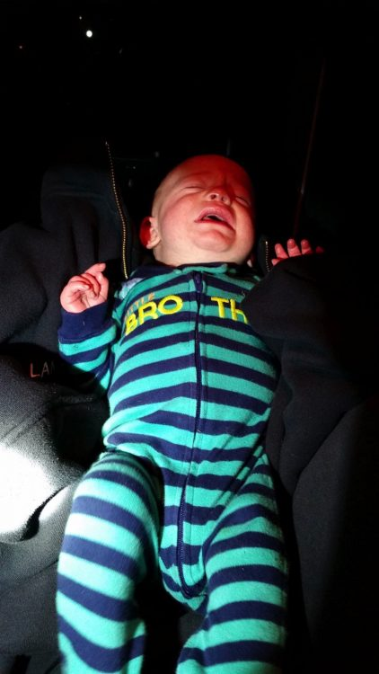 Lakewood Washington baby found abandoned on a lawn