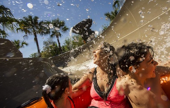 Miss Adventure Falls Typhoon Lagoon Water Park WDW
