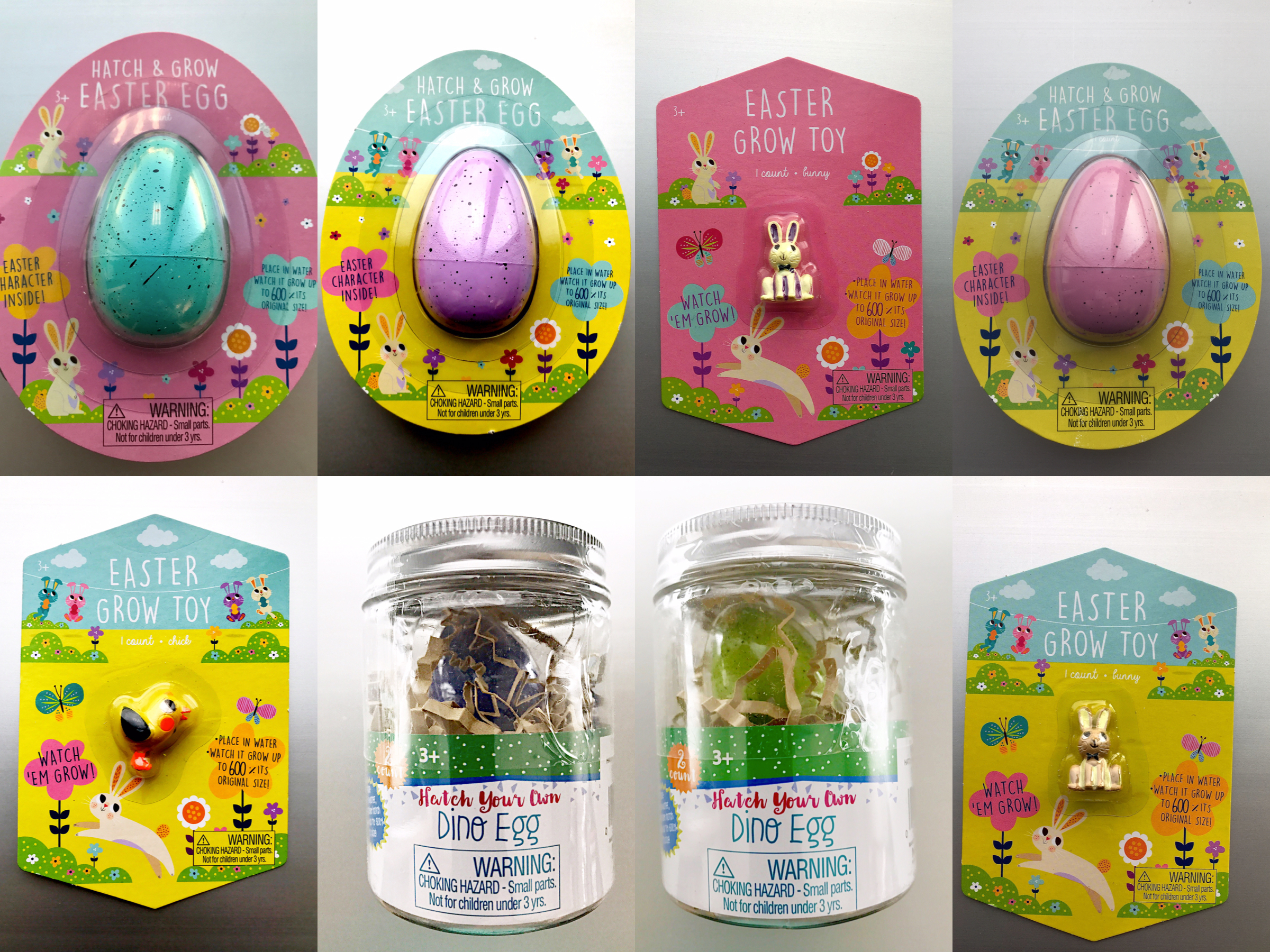 Recalled Target Easter Grow Toys Growing Your Baby
