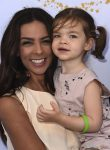 Terri Seymour, Coco Seymour-Mallon at Safe Kids Day 2017