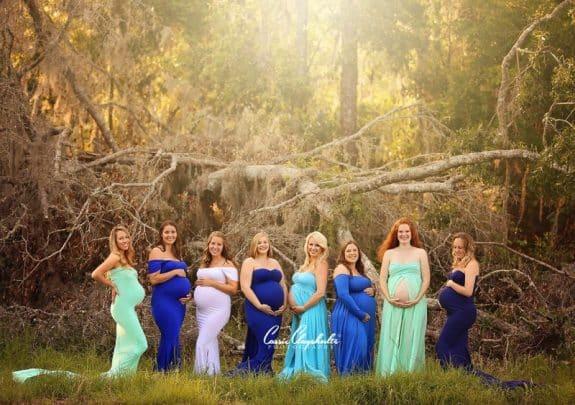 8 Moms Celebrate Their Hurricane Matthew Miracle Babies