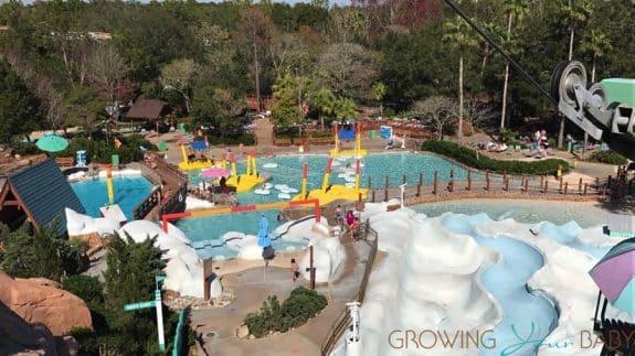 Blizzard Beach Water Park Orlando - Ski Patrol Training Camp