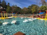 Blizzard Beach Water Park Orlando - iceberg crossing