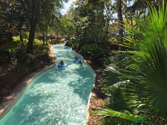 Blizzard Beach Water Park Orlando - lazy river