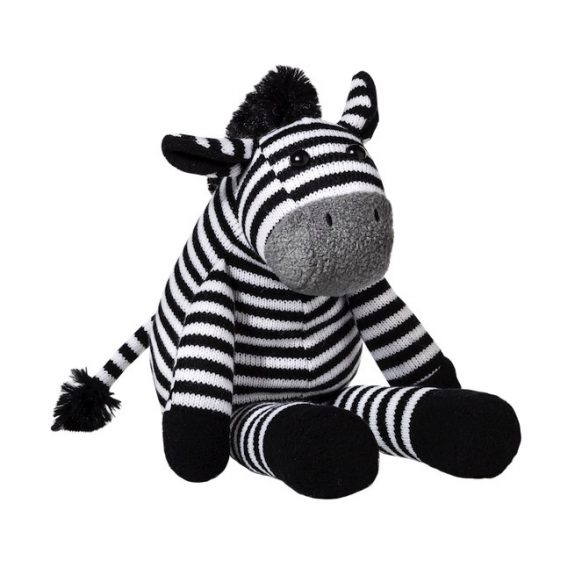 Cloud Island Plush Zebra