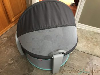 Fisher-Price On-The-Go Baby Dome - canopy closed