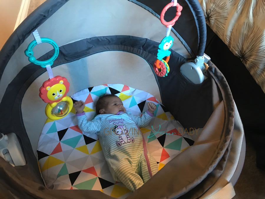 Toys R Us Car Seats >> Perfect For On-The-Go - Fisher-Price's Baby Dome!