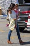 Jenna Dewan-Tatum and daughter Everly Tatum out in LA