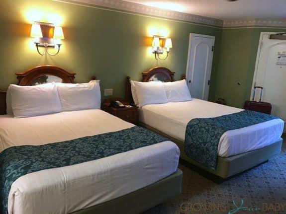 Port Orleans Riverside Resort - Standard Room