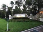 Port Orleans Riverside Resort - entrance
