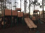 Port Orleans Riverside Resort - playground