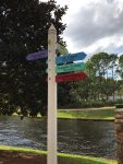 Port Orleans Riverside Resort - resort directions